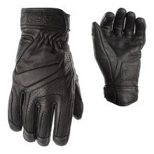 RST Cruz Classic Motorbike Leather Gloves CE Approved Rider Motorcycle Glove