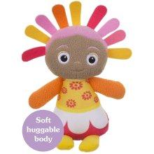 In the Night Garden Daisy Soft Cuddly Toy Huggable Talking Plush 23cm