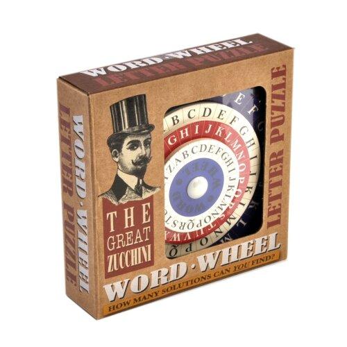 Cheatwell Games - Great Zucchini Wheel - Word Wheel