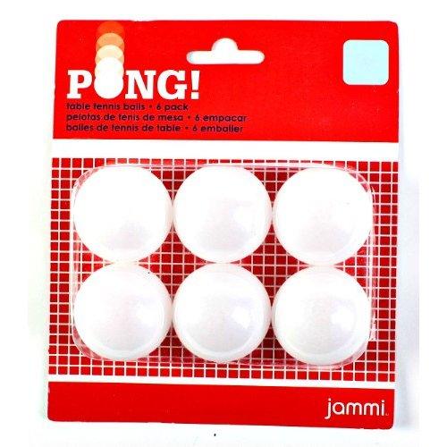 Jammi Ping Pong Ball Set