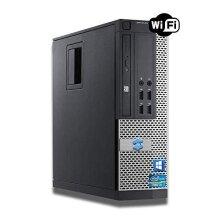 Dell OptiPlex Intel i5-2400 Quad Core i5 8GB RAM 240GB SSD + 500GB HDD WiFi Windows 10 Desktop PC Computer - Refurbished