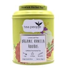 Organic Vanilla Rooibos - 125g Tin Caddy