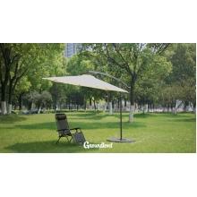 Garden Bluetooth banana parasol