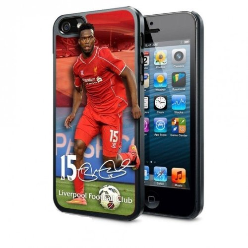Liverpool FC iPhone 5/5S/5SE Sturridge 3D Hard Case on OnBuy