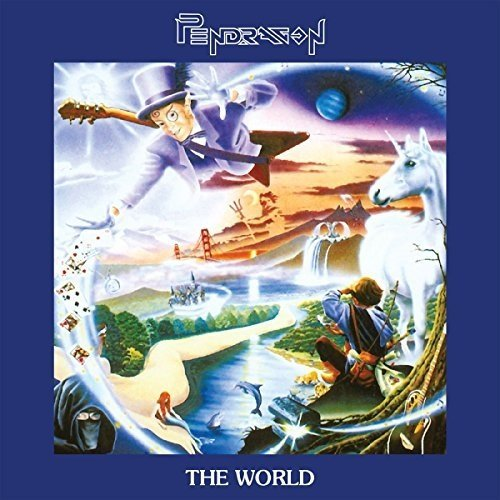 Pendragon - the World [CD]