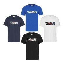 Tommy Hilfiger Men Tjm Layered Graphıc Tee T-Shirt