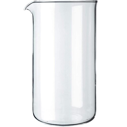 Bodum Spare Glass for French Press Coffee Makers, 1 Litre - 8 Cup