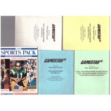 The Sports Pack for Commodore 64 from Gamestar (UDK 571) - Used