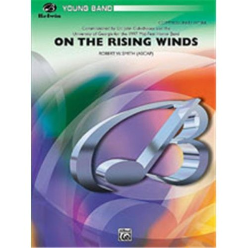 Alfred 00-BD9850 ON THE RISING WINDS-CB