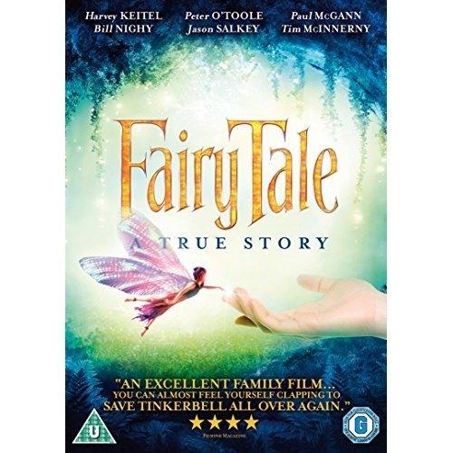 Fairytale - A True Story DVD [2015]