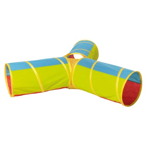 Kiddyplay 3 Way Play Tunnel