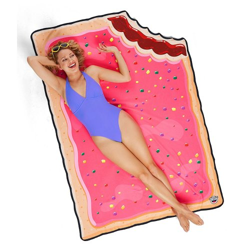 Beach towel jams toast towel beach blanket toast cloth sheets about 216 x 100 cm Size