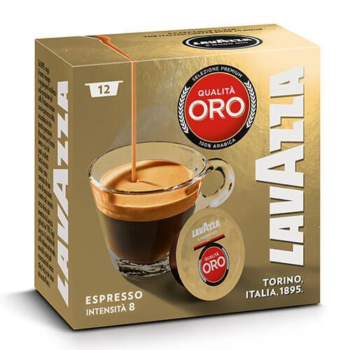Lavazza Qualita Oro Coffee Capsule Box of 10
