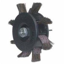 Merit Abrasives 481-08834111051 Sand-O-Flex Wheels, 6.5 in., 80 Grit
