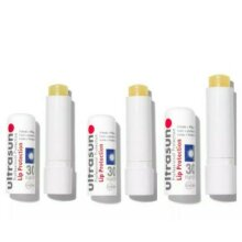 3x Ultrasun Professional Lip Balm Lip Protection & Care SPF30 4.8g Sunblock Lips