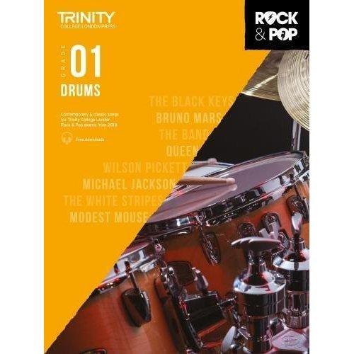 Trinity College London Rock & Pop 2018 Drums Grade 1 (Trinity Rock & Pop 2018)