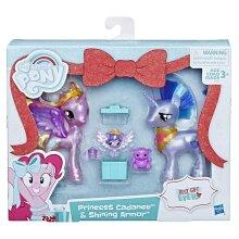My Little Pony Princess Cadance & Shining Armor Set (E4034)