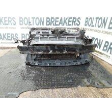 2008-2013 Ford Fiesta Mk7 SNJA Radiator Fan & Cowling (a/c Car) - Used