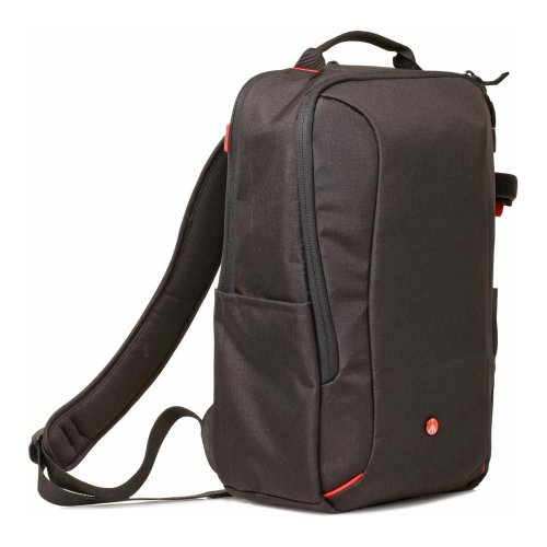MANFROTTO MB BP-E Essential DSLR Camera Backpack - Black, Black