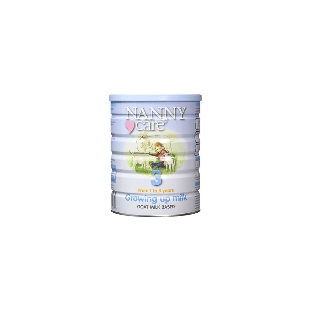 Nanny Care Goat Milk Nutrition 900g Pack of 3