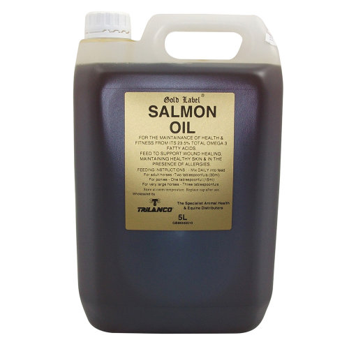 Gold Label Salmon Oil 5L