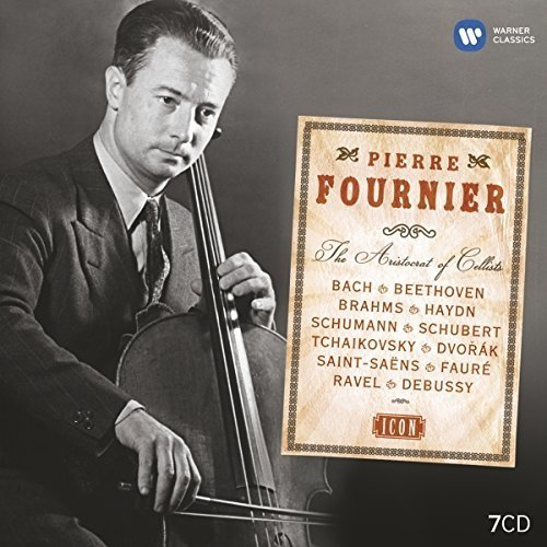 Pierre Fournier - Icon: Pierre Fournier [CD]