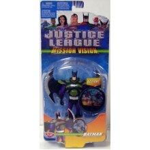 Justice League Mission Vision Batman