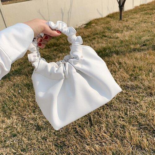 Luxury Leather Small Handbag