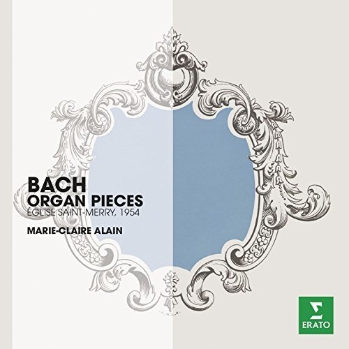 Marie-claire Alain - Bach: Organ Pieces (the Erato Story) [CD]