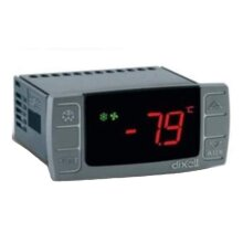Dixell XR06CX-4N1F1 110V/50-60Hz Digital Thermostat Controller Defrost Fans Programmable-Commercial For Refrigerating Unit