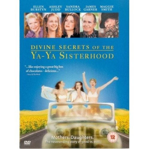 Divine Secrets Of The Ya Ya Sisterhood DVD [2003]