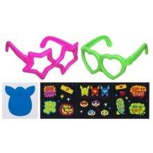 Furby Frames, Pink/Green