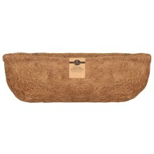 Naturally Strong Window Coco Basket Liner Great to Drop into Your Wall 60cm