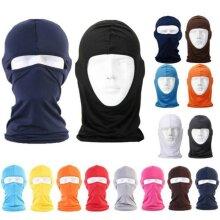 Plain Balaclava Full Face Mask Ski Mask Winter Cap Neck Hood Warmer