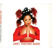 Together Again - Janet Jackson CDS - Used