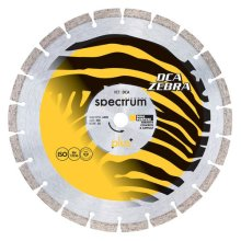 Spectrum DCA115/22 Zebra Abrasive General Purpose 115mm Diamond Disc Blade