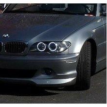 For BMW 3 Series E46 2 Door Projector Ccfl Angel Eye Kit Lighting Set