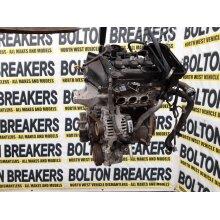 2005-2014 Peugeot 107 CFB(1KR)  ENGINE PETROL FULL - Used