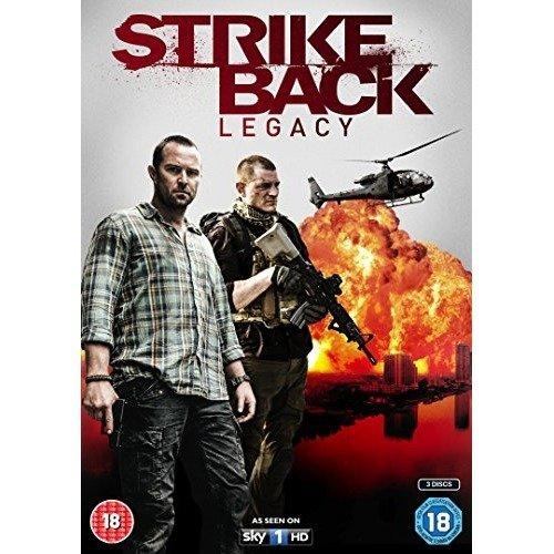 Strike Back - Legacy DVD [2015]