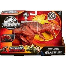 Jurassic World Roarivores Metriacanthosaurus
