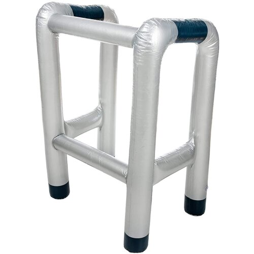 Henbrandt Inflatable Zimmer Walking Frame