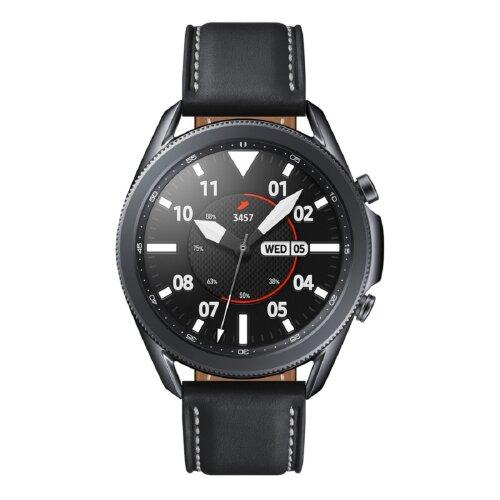 Samsung Galaxy Watch 3 Mystic Black - 45mm   Bluetooth Smart Watch