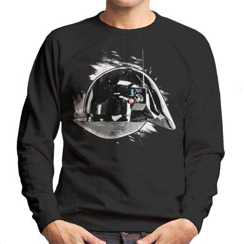 Original Stormtrooper Imperial Gunner Helmet Men's Sweatshirt