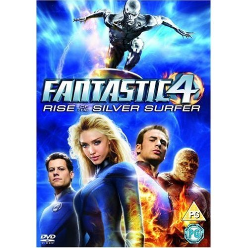 Fantastic Four - Rise Of The Silver Surfer [2007] [DVD] [DVD]