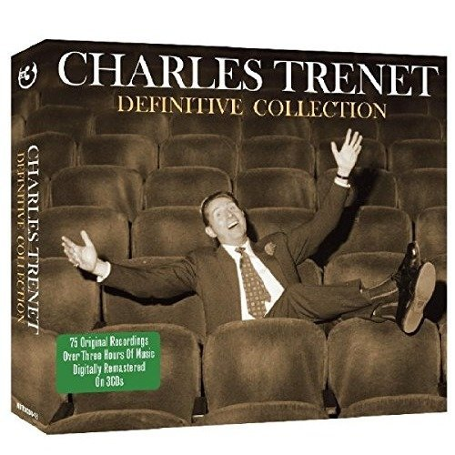 Charles Trenet - Definitive Collection [CD]