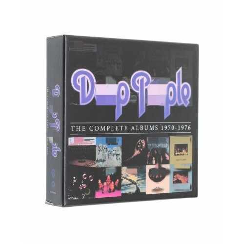 Black Box - The Complete Original 1970-2017 ( 22 CD Set Collection)