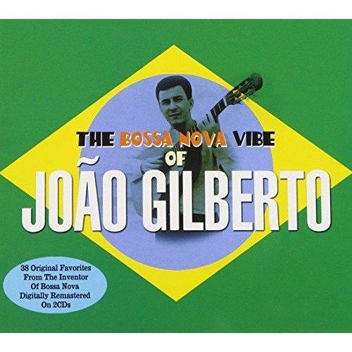 The Bossa Nova Vibe of Double Cd Audio Cd Joao Gilberto