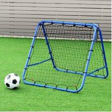 Double-sided Football Training Net Soccer Kickback Target Goal