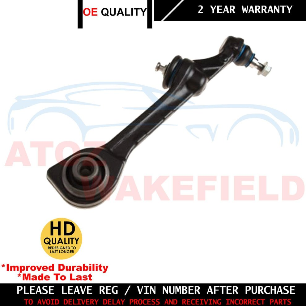 VOLVO 440 460 480 FRONT LOWER RIGHT SUSPENSION WISHBONE TRACK CONTROL ARM