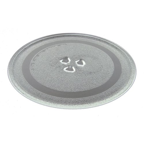 Swan Microwave Turntable 245mm 9.5 Inches  3 Fixings Dishwasher Safe